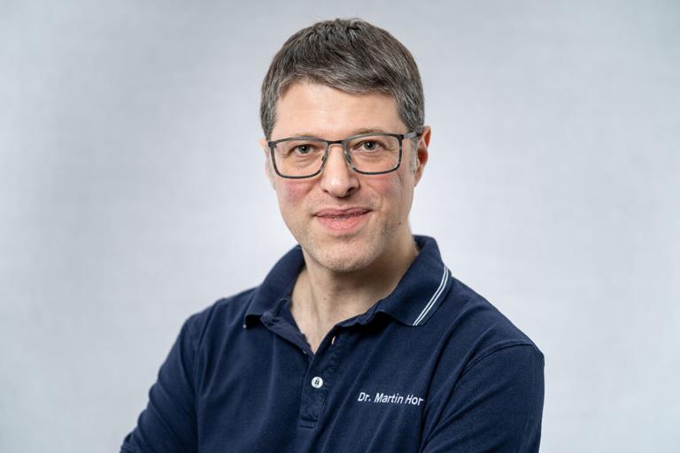 Hausarzt Sigmarszell - Horn / Ferger-Horn - Team - Dr. med. Martin Horn