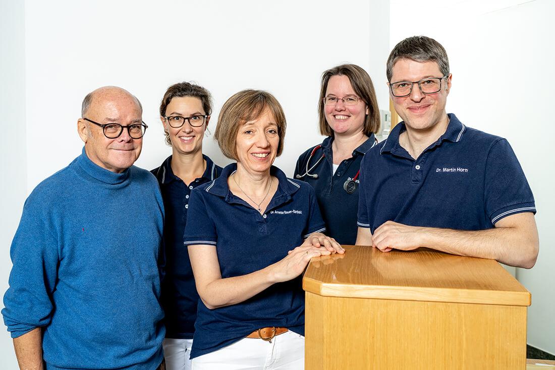 Hausarzt Sigmarszell - Horn / Ferger-Horn - Ärzte-Team