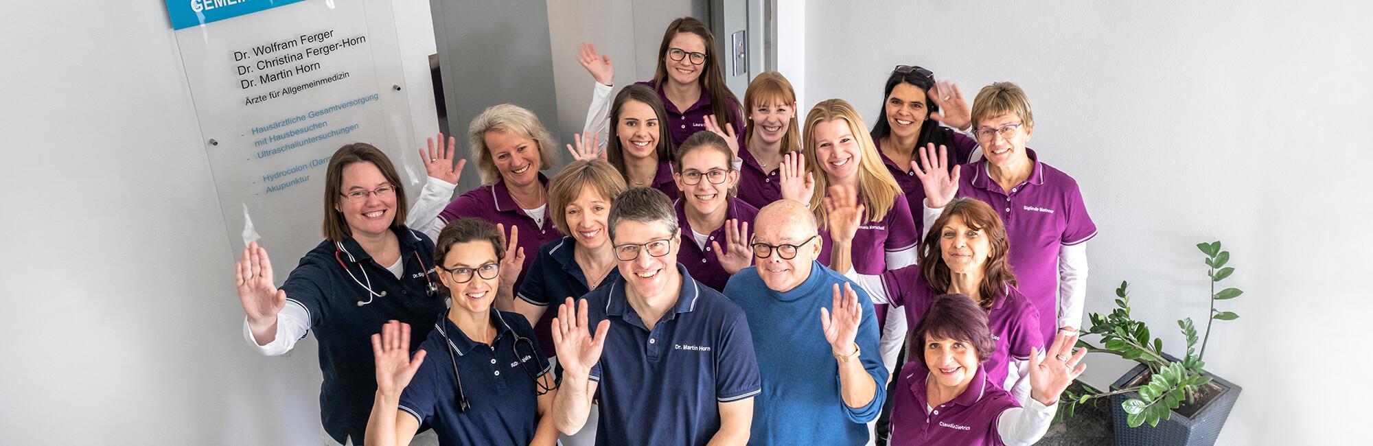 Hausarzt Sigmarszell - Horn / Ferger-Horn - Team