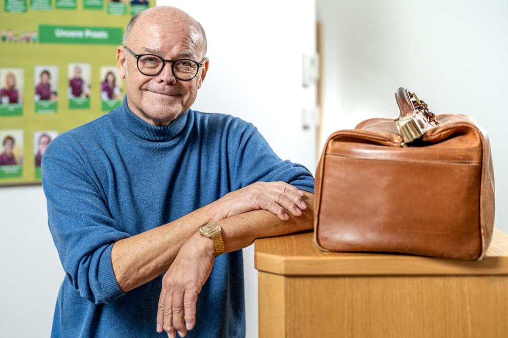 Hausarzt Sigmarszell - Horn / Ferger-Horn - Leistungen - Hausbesuche