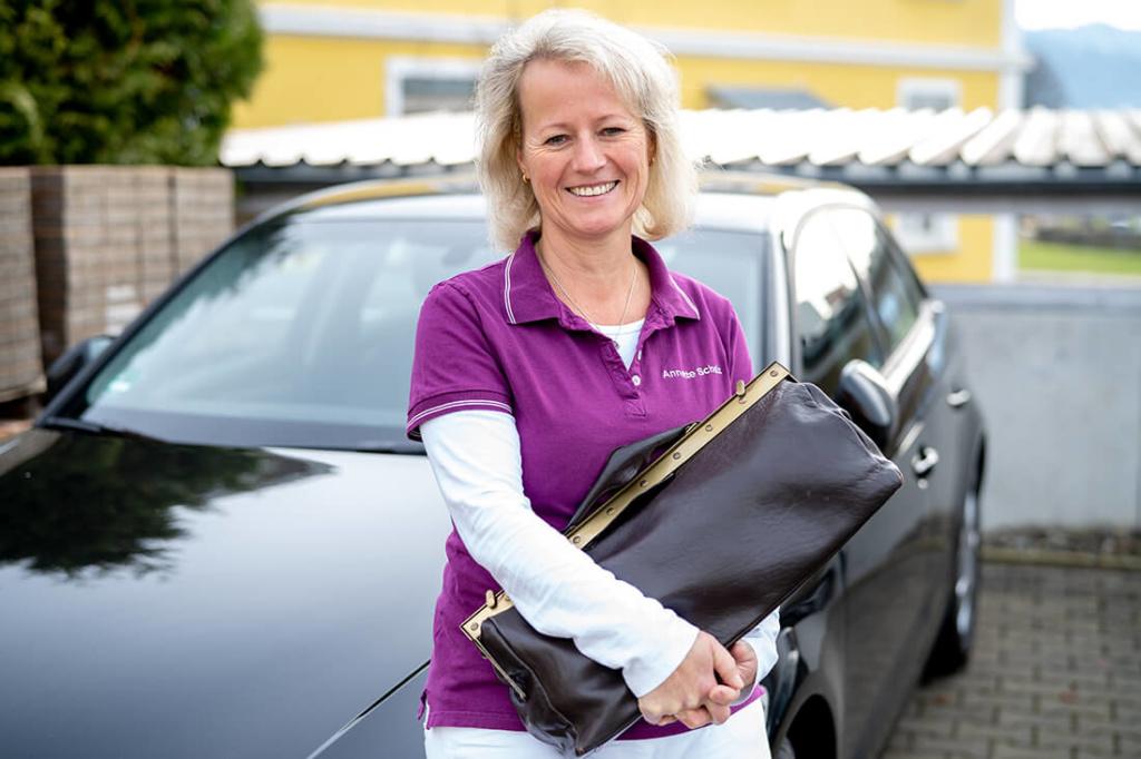 Hausarzt Sigmarszell - Horn / Ferger-Horn - Leistungen - VERAH